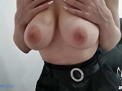 Secretary Masturbates Anal Hole First Length of existence for Boss by way of Video Call - Lana Red