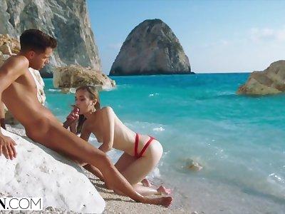VIXEN Secret Vacation Sex is the pre-empt Sex