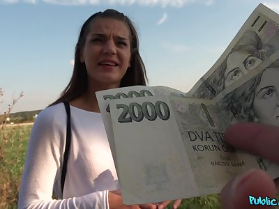 Hot Nana Garnet does vituperative deeds parts for a decent amount of finances