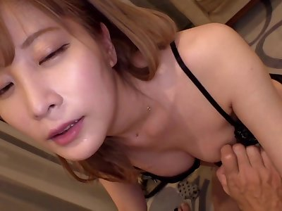 Nasty vixen far put some life into tits asian porn
