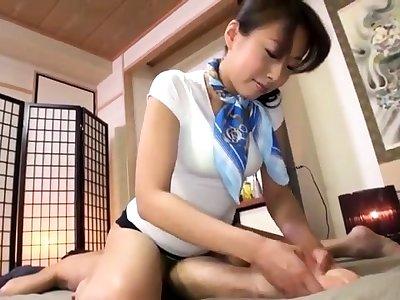 Massage Portend Massage Of Asian Cutie Caught On Camera